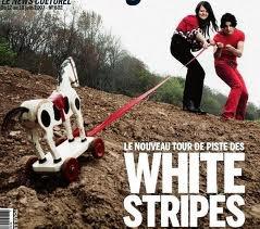 the white stripes =D ( ses pas punk mais j'aime bien écouté un morceau de temp en temp ^ ^ )