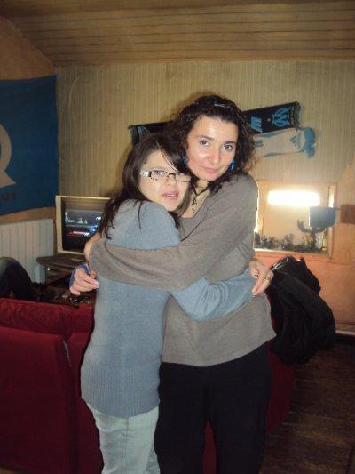 moi et ma petite soeur  de coeur