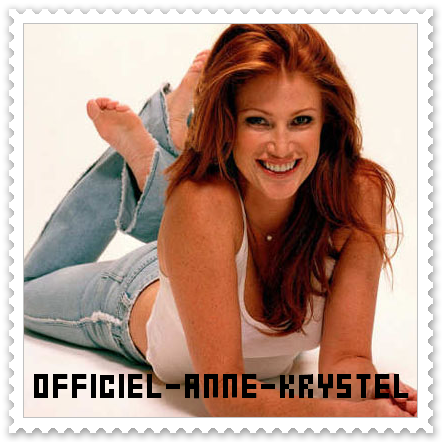 Ta source officielle sur la belle Anne-Krystel Goyer ;D