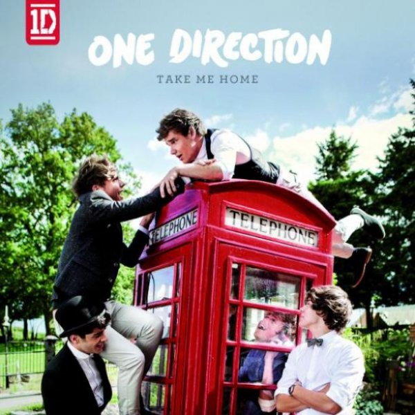 Take Me Home / One Direction - Live While We're Young (2012)