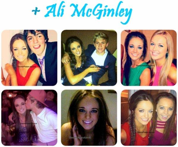 Photos et Facts d'Eleanor et Louis, Danielle lors d'une soirée + Hannah et les jumelles + Ali McGinley.