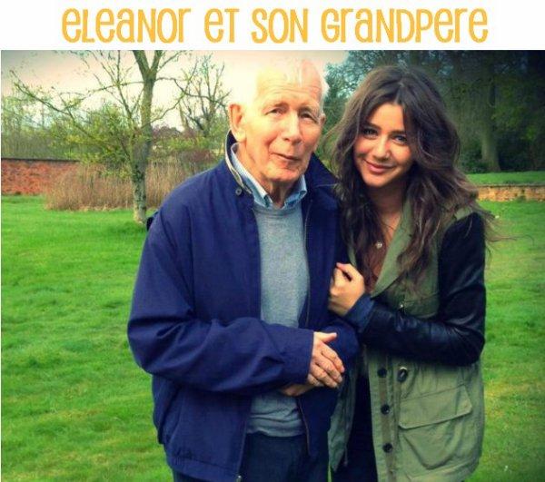 Eleanor a la cam, FanVidéo de Danielle, Danielle Facts, Eleanor et son grand-père.