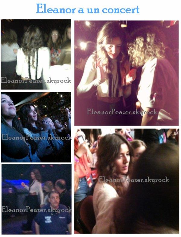 Danielle chante, Danielle petite, Eleanor a un concert + Perrie et Zayn