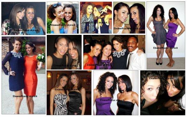 Eleanor et Louis, Danielle sur Twitter, Danielle et sa famille + Felicite et Lottie