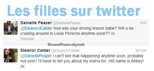 Eleanor a Toronto, Lanielle allant a McDonald, Deleanor Facts, Deleanor sur Twitter