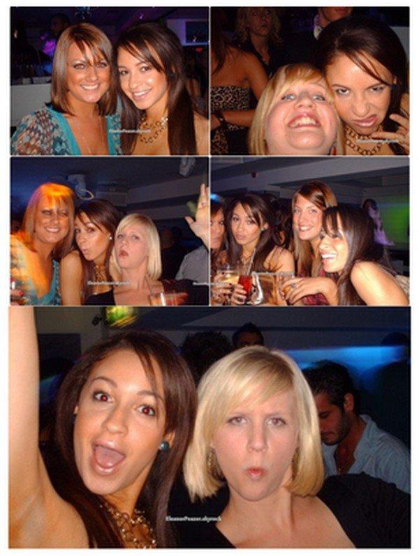 Lanielle a NY, photos d'Eleanor, Louanor a NY, Danielle lors d'une soirée