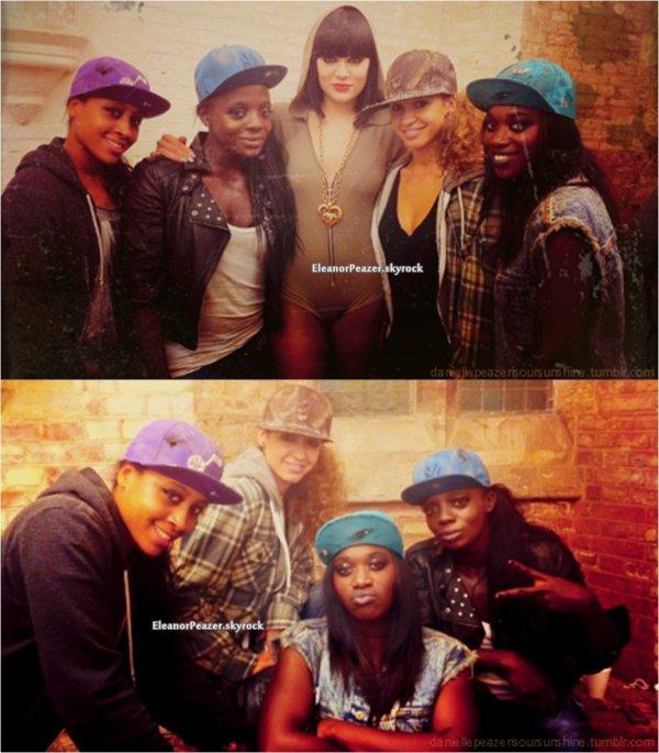 Eleanor a Nice, Danielle pour Jessie J, fanvidéo de Dani, El et Perrie + Projet anniversaire d'El