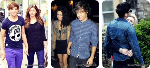 "Article ""Bonus"" : One Direction : Ces couples qui font rêver."