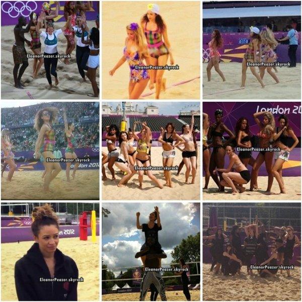 Danielle aux JO, Photos vrac d'El, Vidéo de Louanor, Les Twins chantent