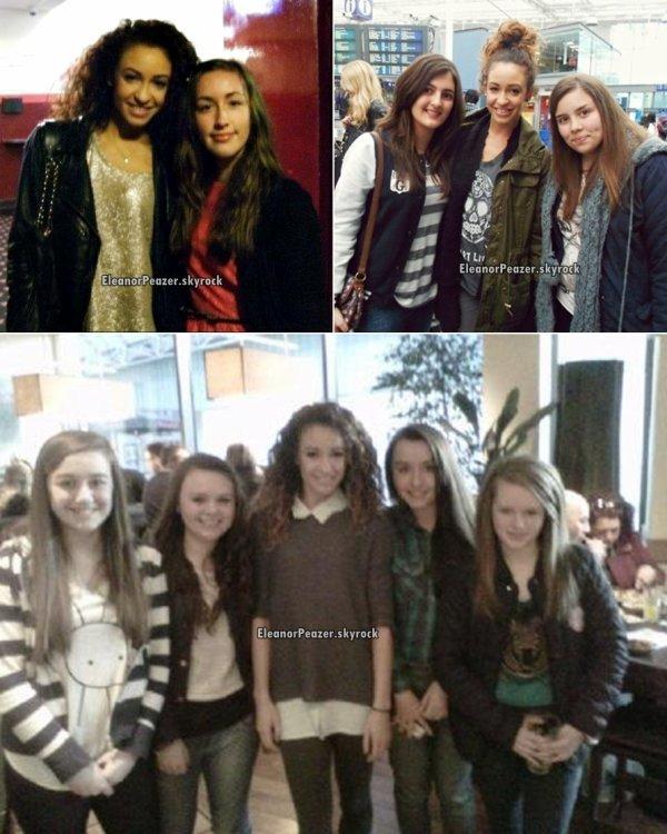 Danielle et des amis, Danielle et des fans, RumeurLouanor, Magazine