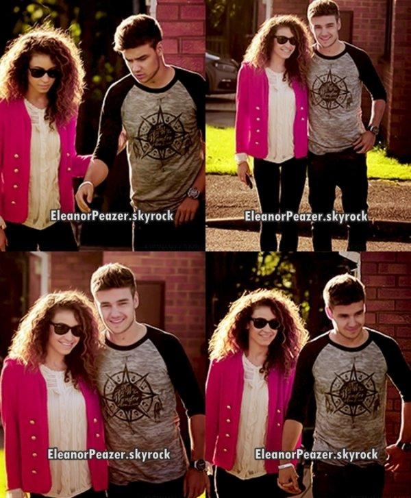 Danielle et Liam ; Eleanor et des amis ; Danielle a l'anniversaire de Liam