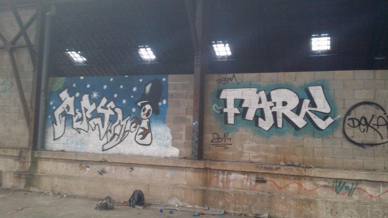 3 juin 2014 petite session avec le poto fark