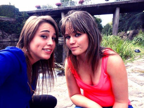 pollyanna et moi :)