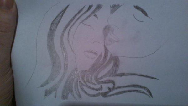 Mon dessin de toi et moi