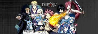 Fairy Tail (un de mes mangas preferé)