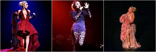 30/12/16   ▬ Lady Gaga toute belle,  a performé au concert  « Wynn » à las Vegas. C'est un Top!