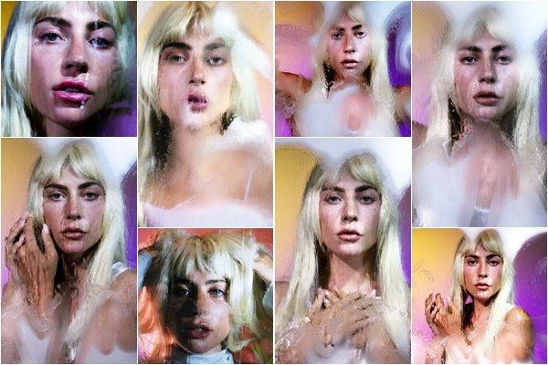 ▬ Lady Gaga a fais la couverture du célèbre magazine  « New York Times » par  Marilyn Minter. C'est un top.