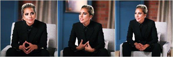 17/11/18   ▬ Gaga toute belle, a donné une interwiew pour « Variety's Actors On Actors  » . C'est un Top.