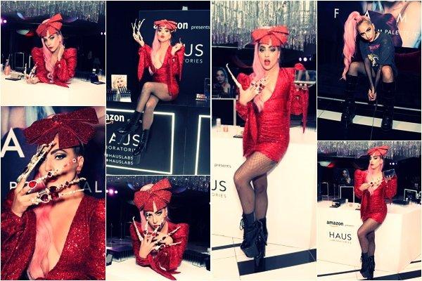 05/12/19   ▬ Notre Gaga a été vue sortant du centre  « The Grove  » a Los Angeles. C'est un Top!