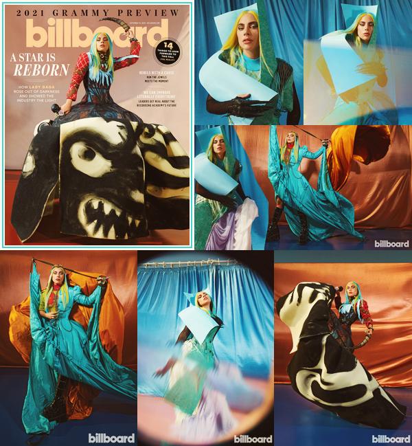 ♡ Billboard Mag' par Djeneba Aduayom