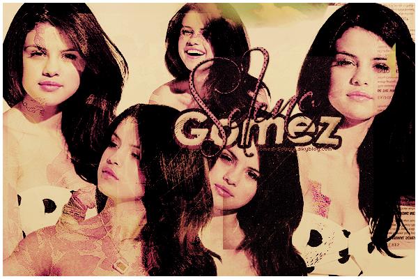 Ton nouveau blog source sur la belle Selena Marie Gomez. Gomes-Source.skyrock.com .