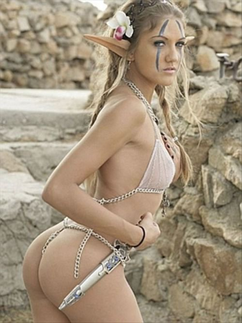 SEXY COSPLAY 4