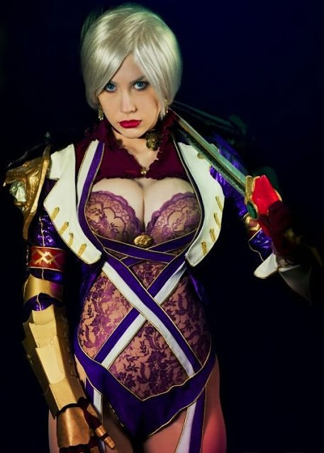 SEXY COSPLAY 5
