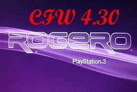 CFW Rogero 4.30 V2.05