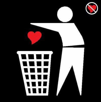 puissant message d'amour $)