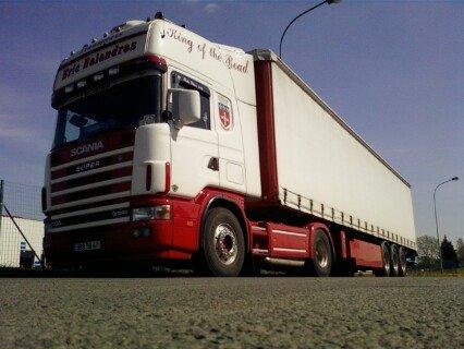 scania V8 580 164L
