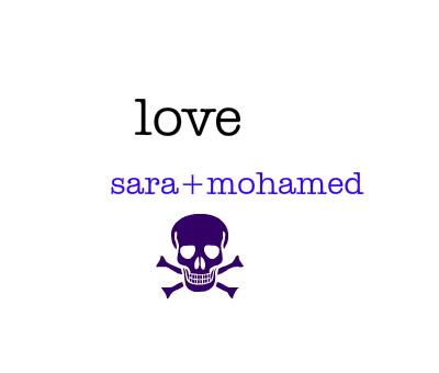 SaRa + MoHaMeD