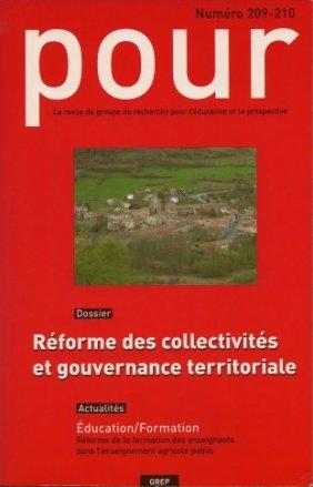 Les processus de gouvernance territoriale. L'apport des proximités