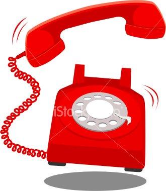 29 mars : Appel téléphonique ...