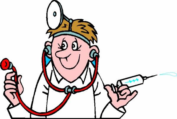 Rendez vous chez le médecin !!!