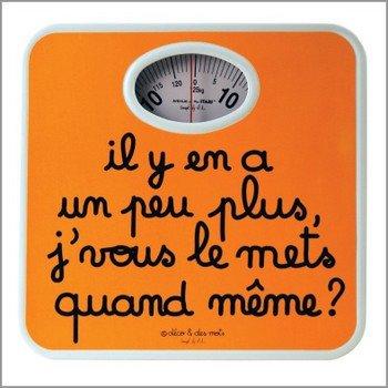 Mon combat contre les kilos !!!
