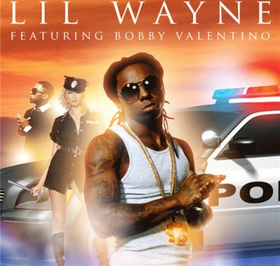 Lil Wayne Feat Bobby Valentino - Mrs Officer / Comfortable