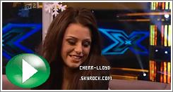 Cher arrivant au studio de X Factor