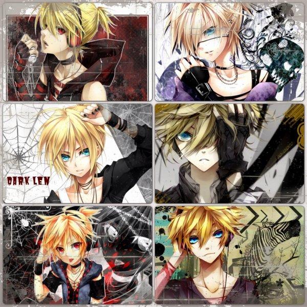 Dark Len!!
