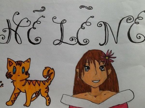 Un dessin de moi!