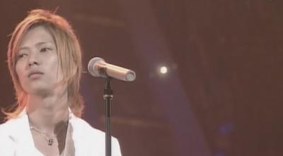 Yamashita Tomohisa - Time (Live au Shounen Club 2004)