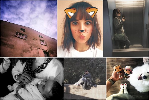 Photos instagram de septembre à décembre 2017