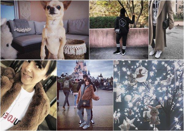 Photos instagram de septembre à décembre 2017