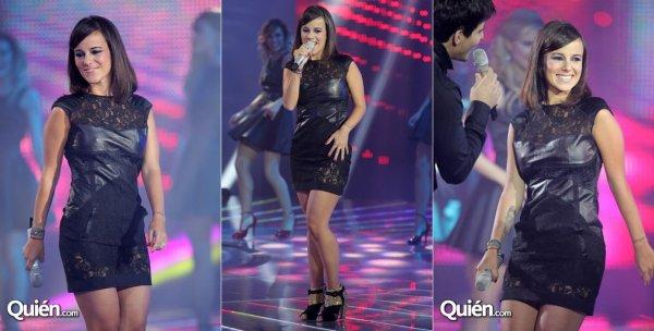 Alizée à la star academy mexicaine