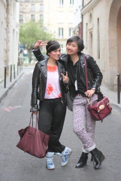 Weekend à Paris entre amis