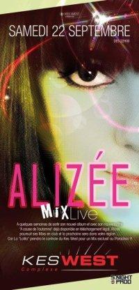 22/09/2012 - Mix Live