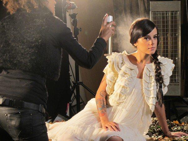De nouvelles photos du tournage du clip