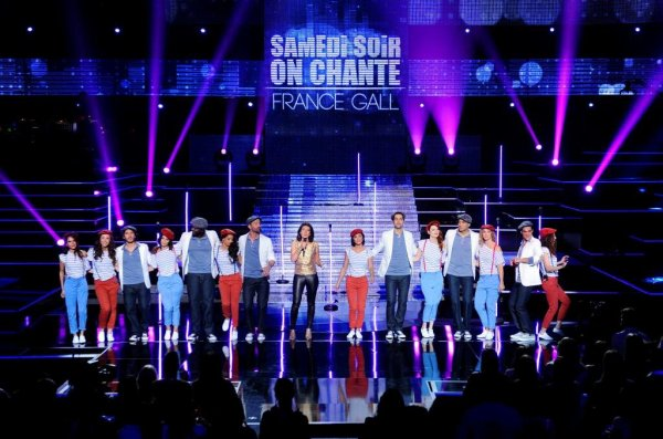 Samedi soir on chante France Gall