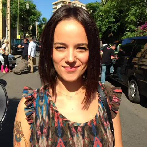 Alizée en direct d'Ajaccio pour le Tour de France