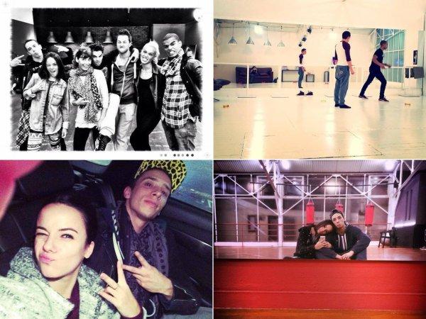 DALS : Backstage & répétitions (3) En route pour la finale ! ! !