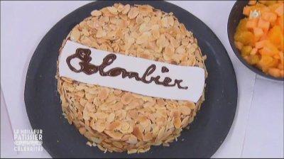 Le meilleur pâtissier spécial célébrités : prime 1